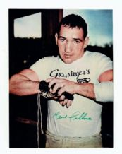 Gene Fullmer Autograph Signed Photo